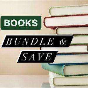 Other - 📚 New & Gently Used Novels - Bundle & Save